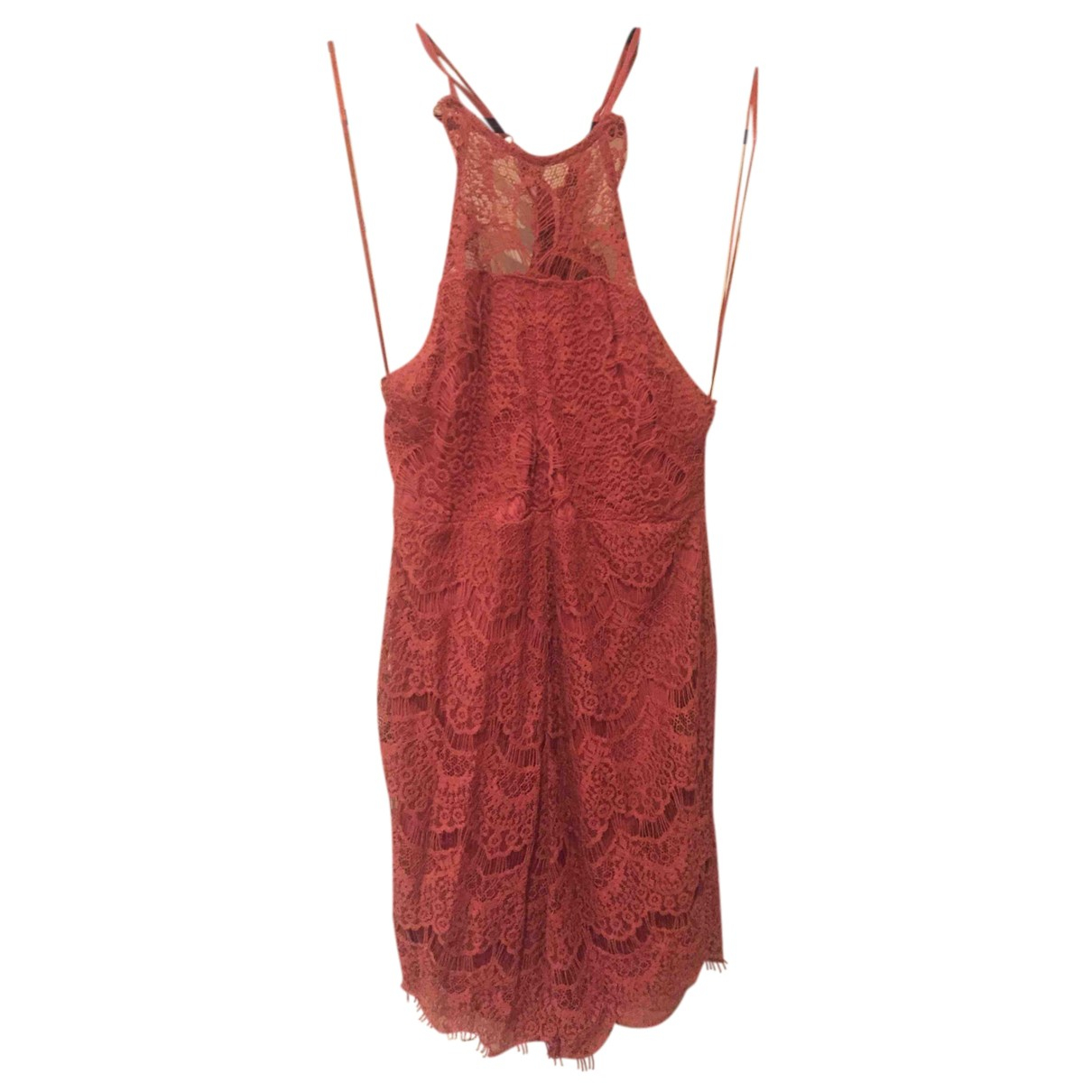 Free People - Robe   pour femme en coton