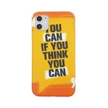 Slogan Graphic iPhone Case