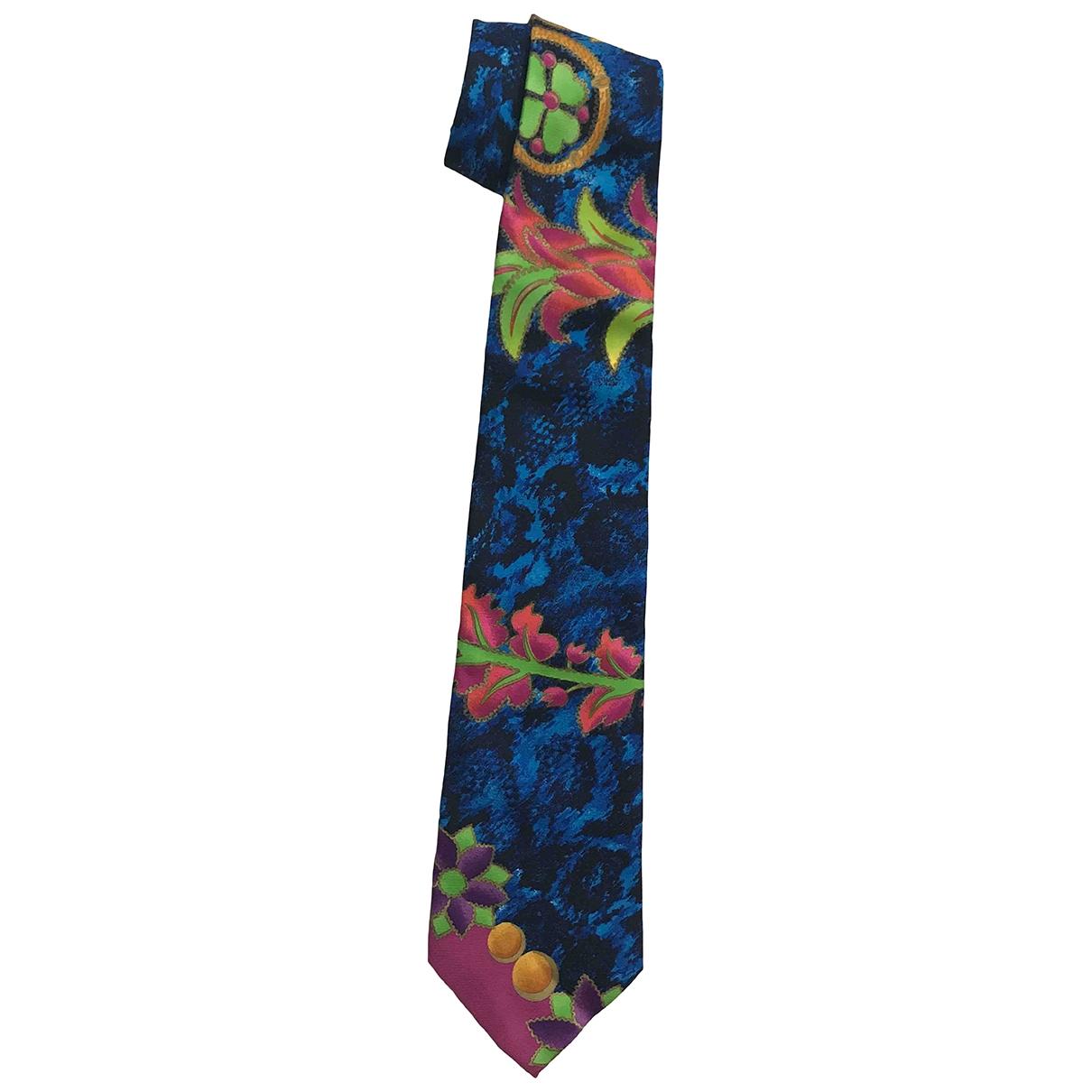 Gianni Versace - Cravates   pour homme en soie