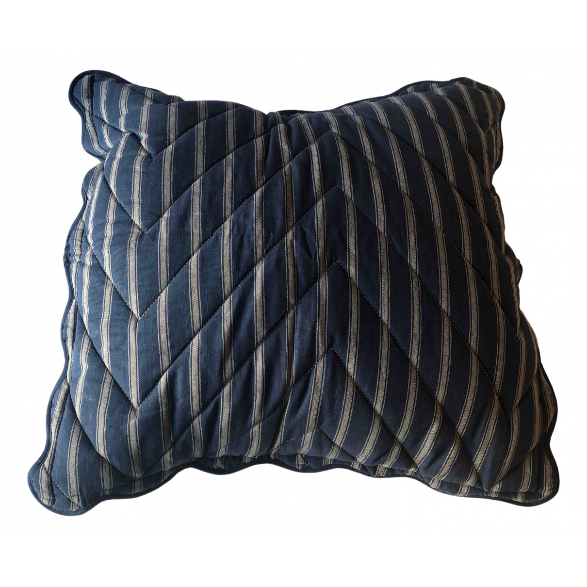 Ralph Lauren - Linge de maison   pour lifestyle en coton - bleu
