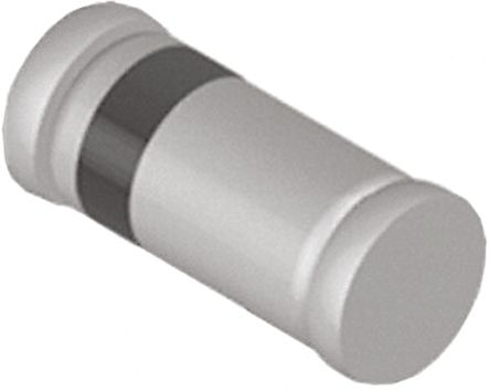 Vishay , 3.6V Zener Diode 2% 500 mW SMT 2-Pin SOD-80 (250)