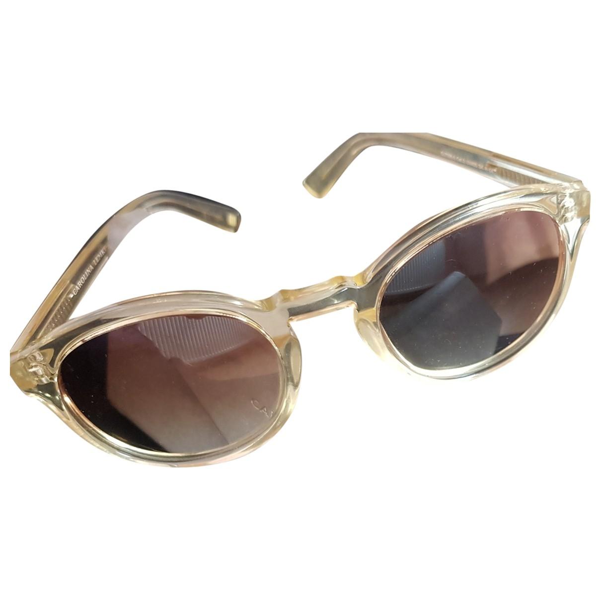Gafas oversize Carolina Lemke