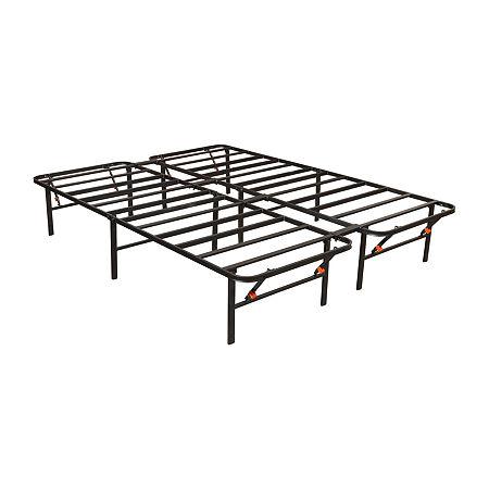 Hollywood Bed Bedder Platform Base, One Size , Black