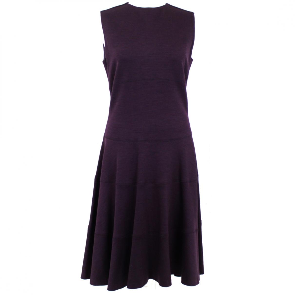 Joseph \N Kleid in  Lila Wolle