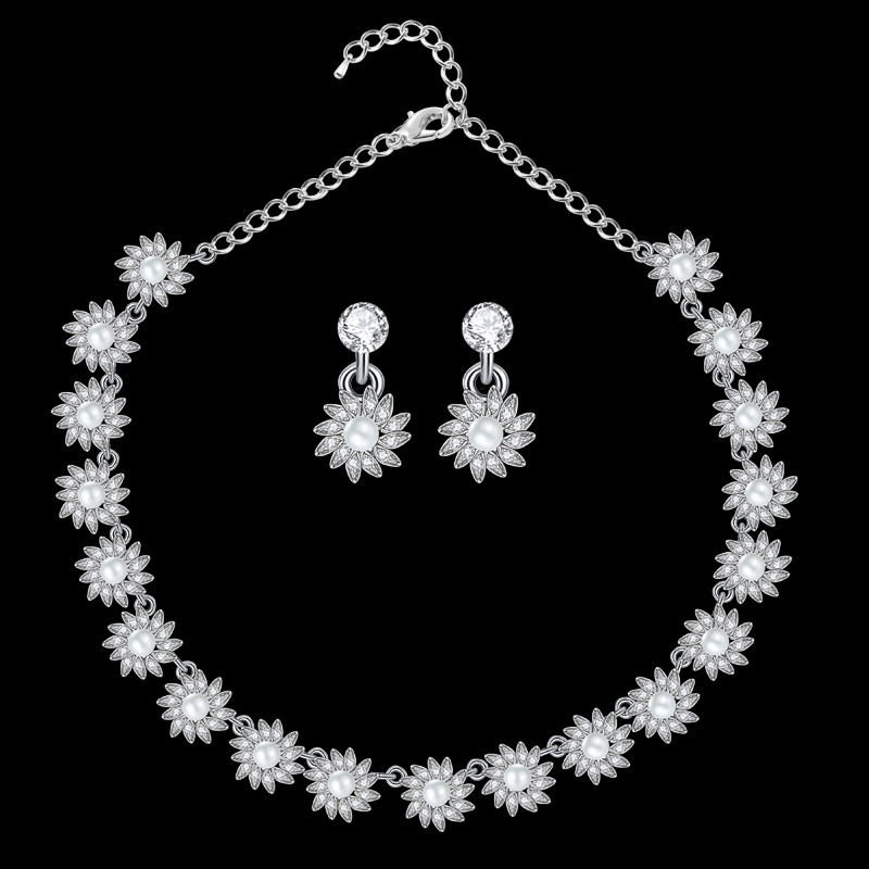 Ericdress E-Plating Korean Necklace Jewelry Sets (Wedding)
