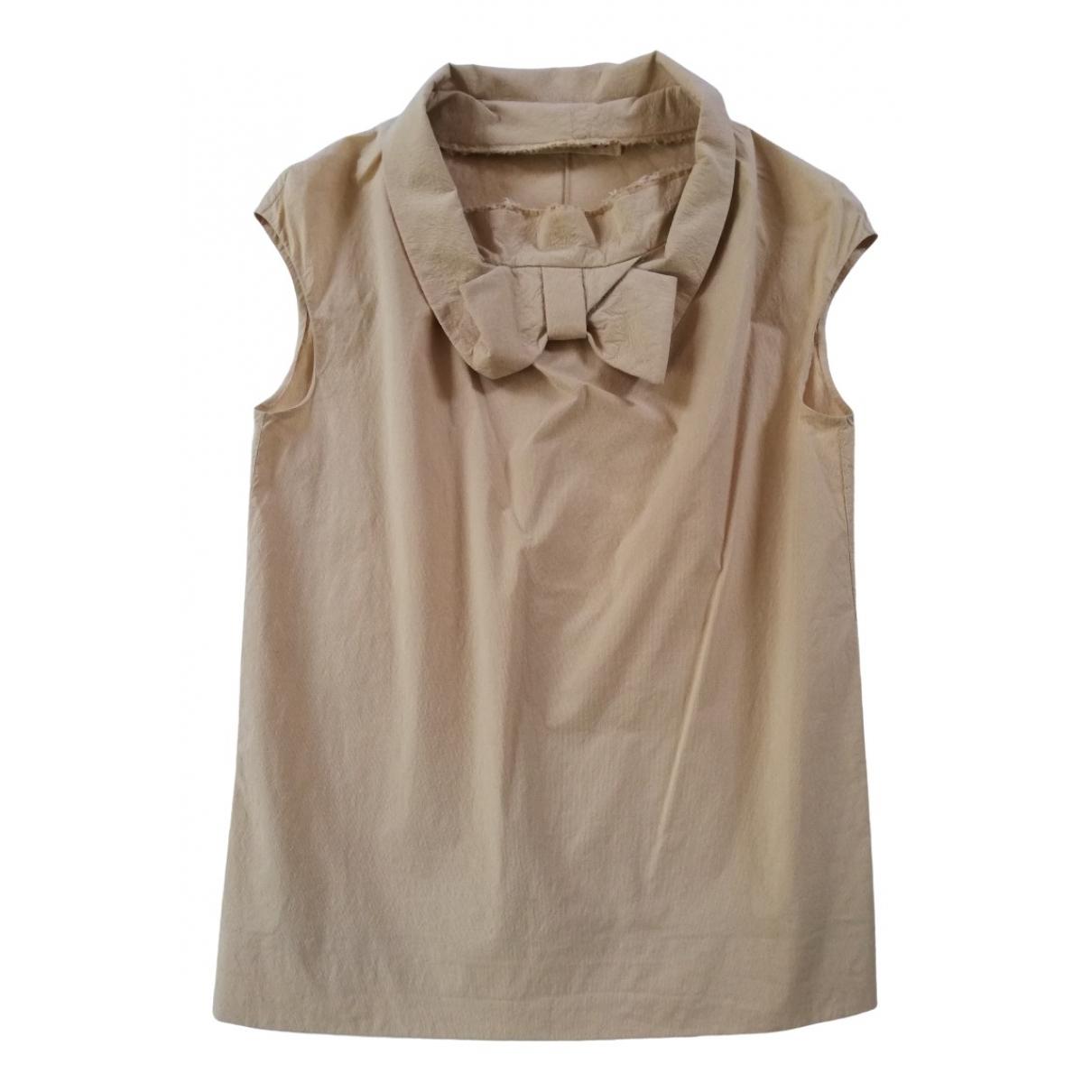 Camiseta de Seda Marni
