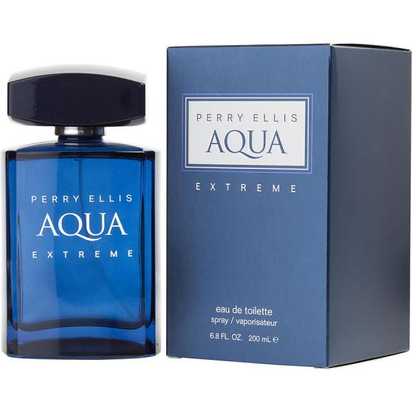 Aqua Extreme - Perry Ellis Eau de toilette en espray 200 ml