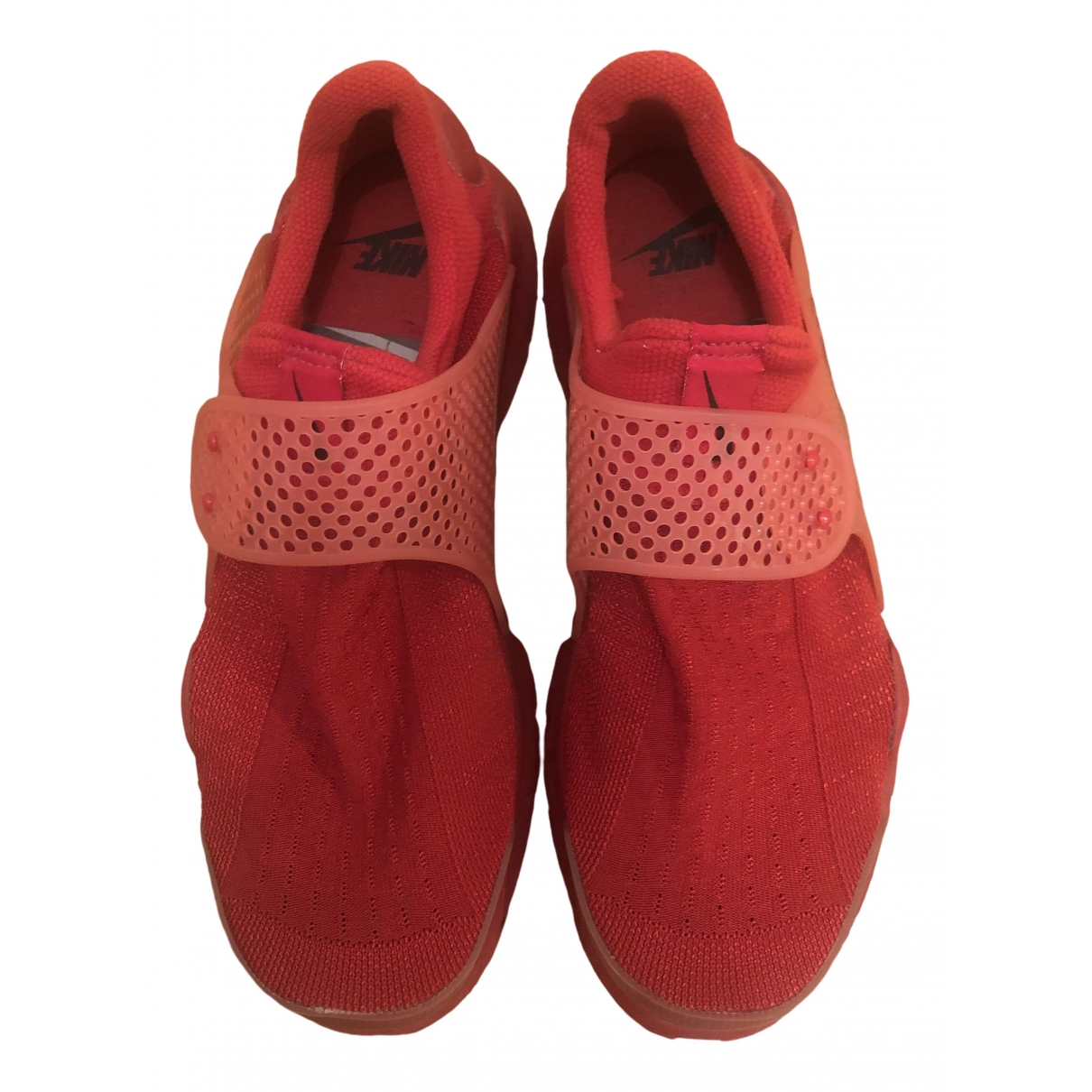 Nike Sock Dart Sneakers in  Rot Polyester