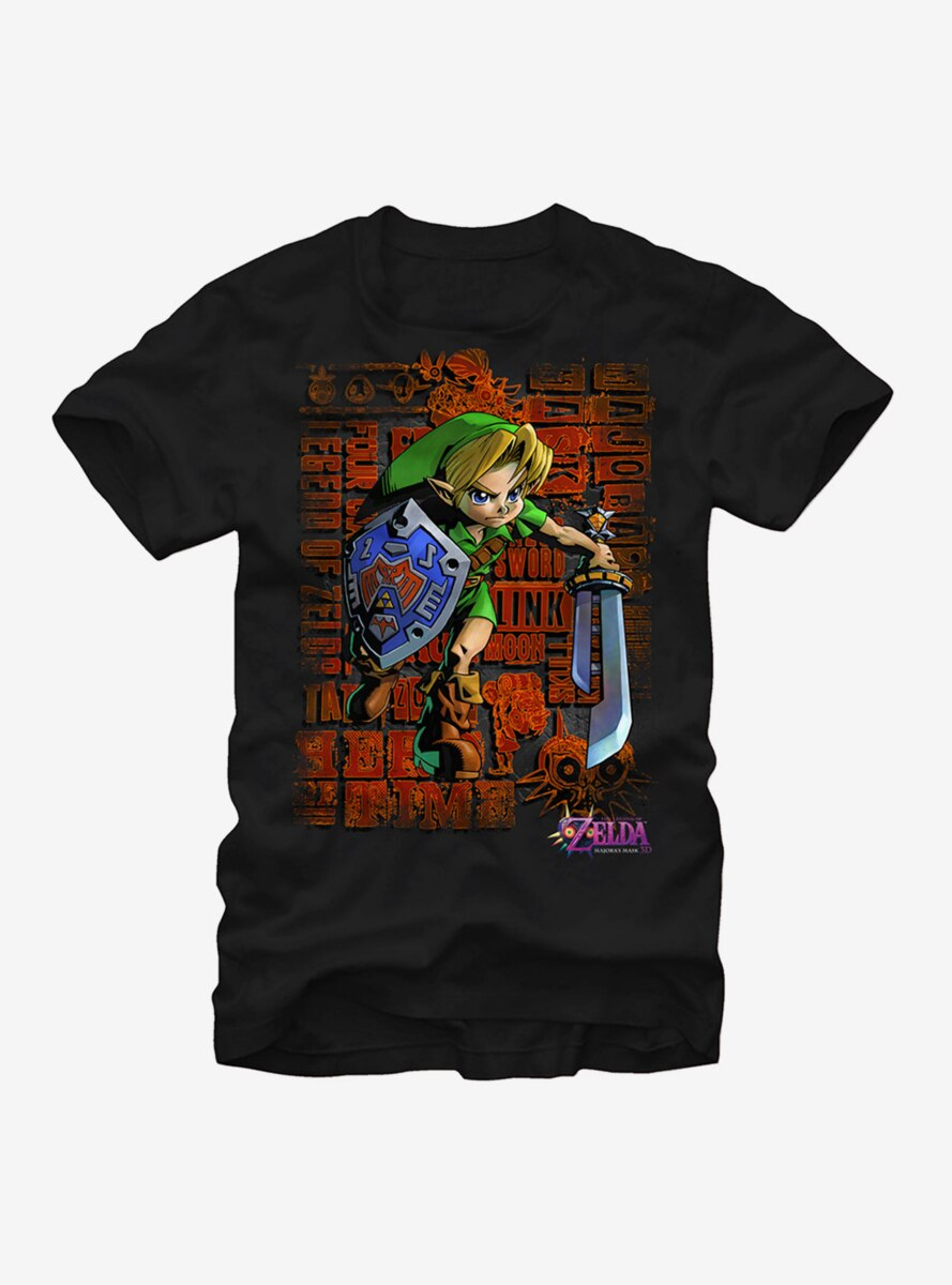 Nintendo Legend of Zelda Link Dash T-Shirt