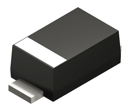 Fagor Electronica , 18V Zener Diode 7% 1 W SMT 2-Pin SOD123W (100)