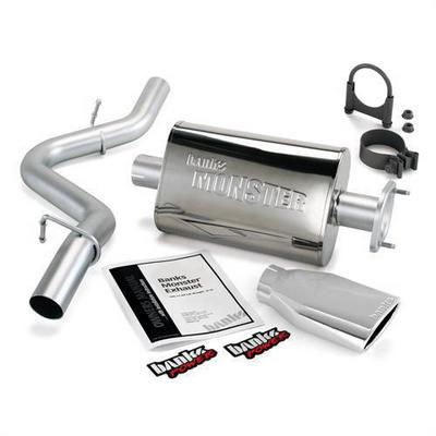 Banks Power Single Monster Exhaust System - 51314