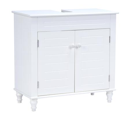 SU-WHT-03 Axil III Under the sink Cabinet in
