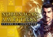 NOBUNAGAS AMBITION: Sphere of Influence Steam CD Key