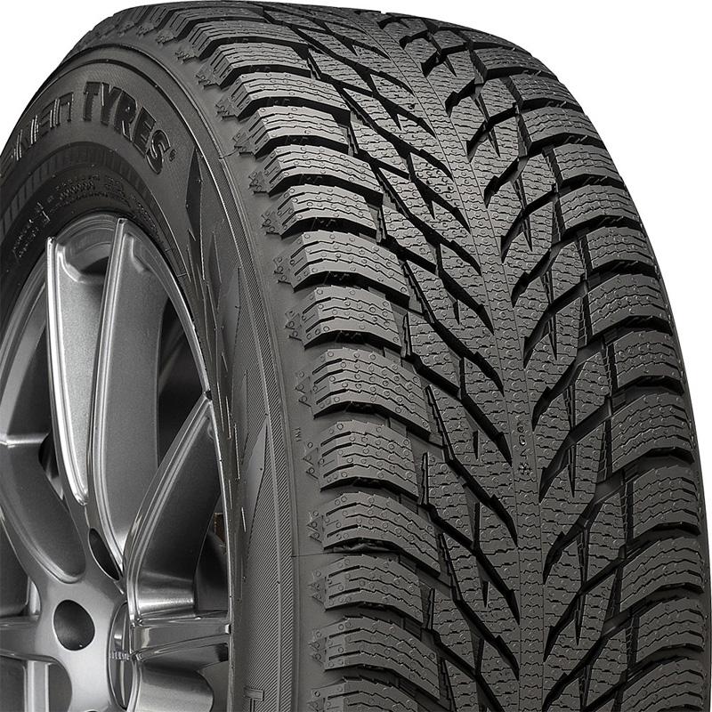 Nokian Tire T430750 Hakkapeliitta R3 SUV 235 /65  R17  104H SL BSW