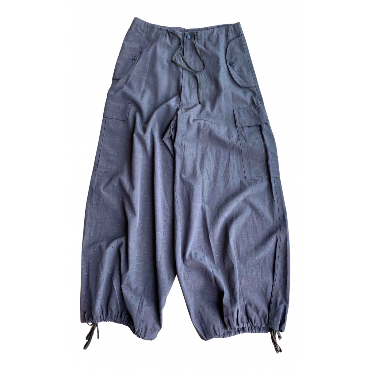 Pantalon largo Jean Paul Gaultier