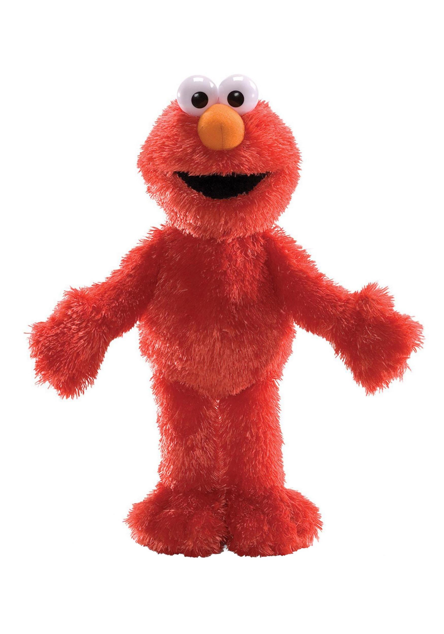 Plush Elmo toy