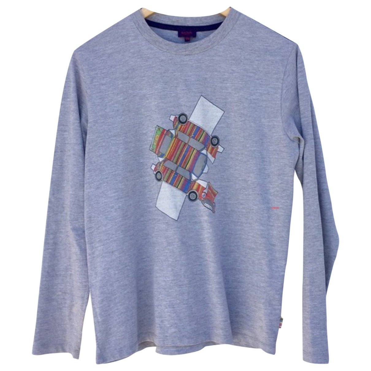 Paul Smith \N Grey Cotton  top for Kids 14 years - S FR