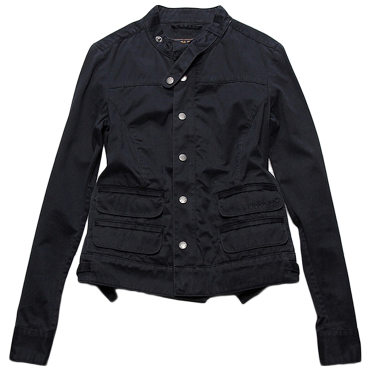 Woolrich \N Navy Cotton jacket for Women M International