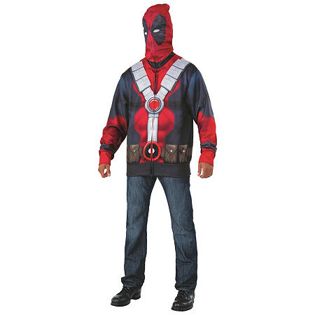 Buyseasons Deadpool Dress Up Costume, X-large , Multiple Colors