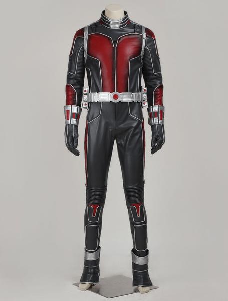 Milanoo Marvel Comics Marvel Comics Ant-Man Scott Lang Carnival Cosplay Costume