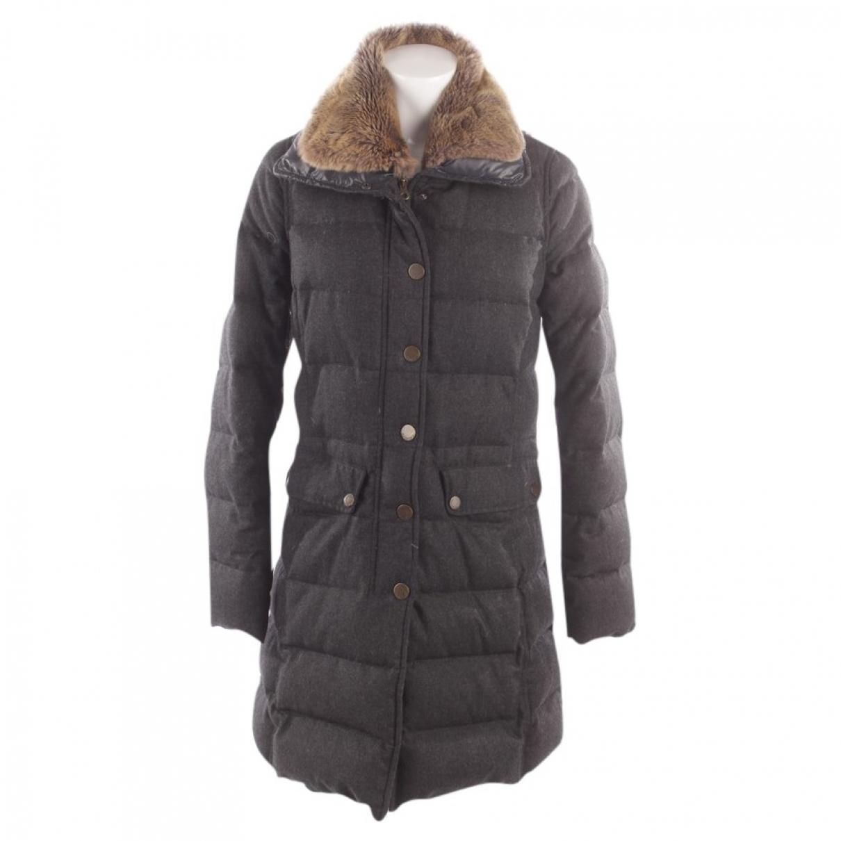 Duvetica \N Grey Wool jacket for Women 40 FR