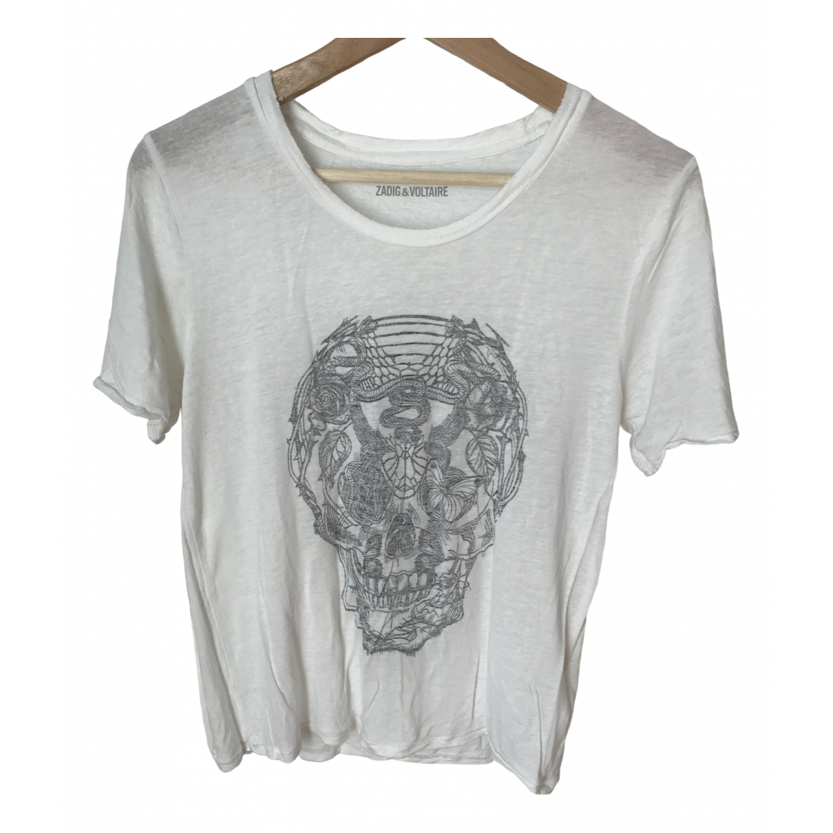 Zadig & Voltaire \N White  top for Women S International