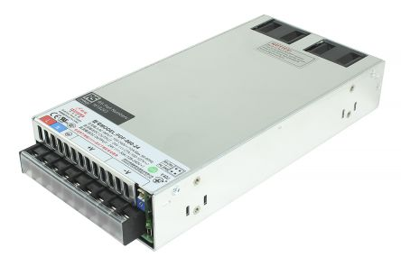 RS PRO , 799W Embedded Switch Mode Power Supply SMPS, 24V dc, Enclosed