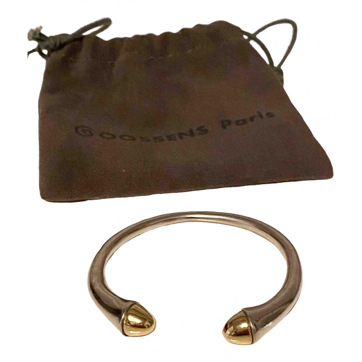 Goossens - Bracelet   pour femme en metal - argente