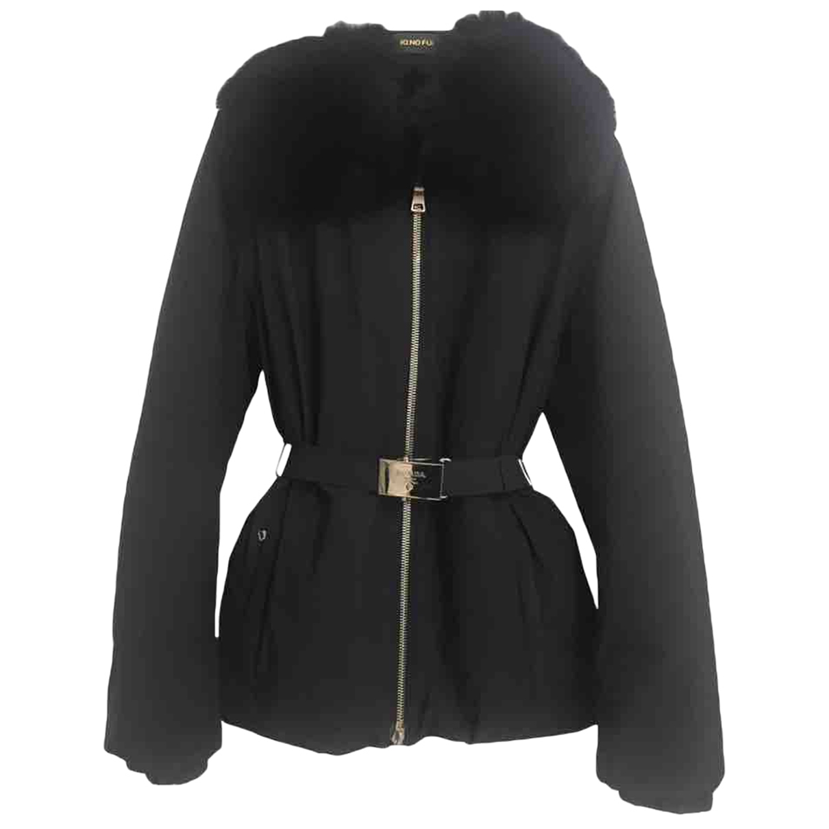 Prada \N Black jacket for Women 42 IT