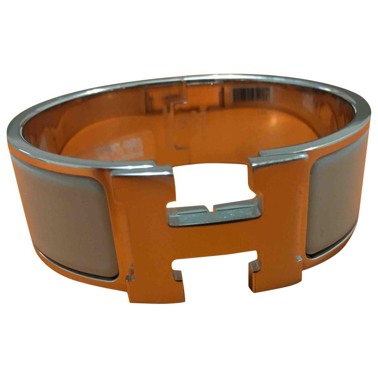 Hermès Clic H Metal bracelet for Women N