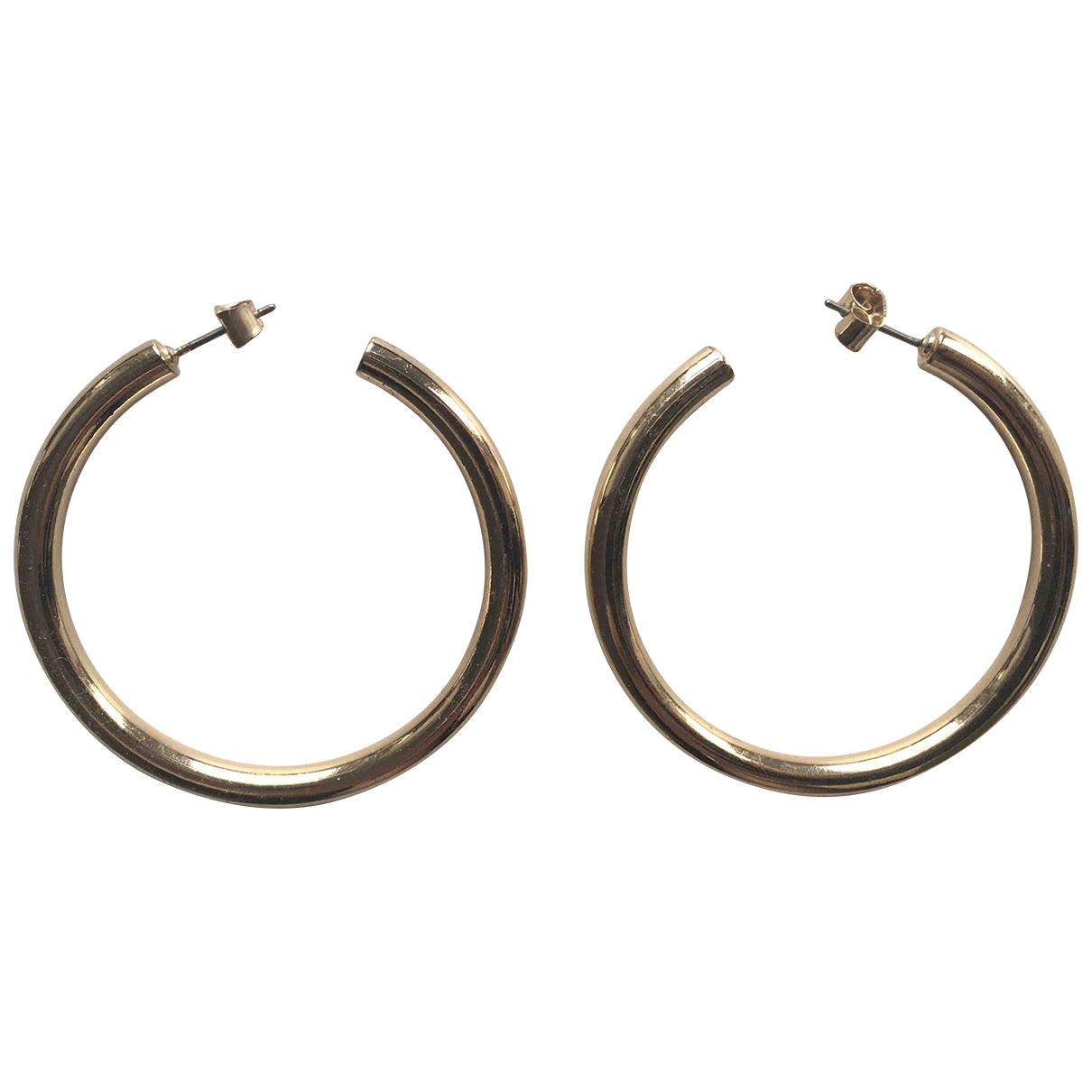 Zara - Boucles doreilles   pour femme en metal