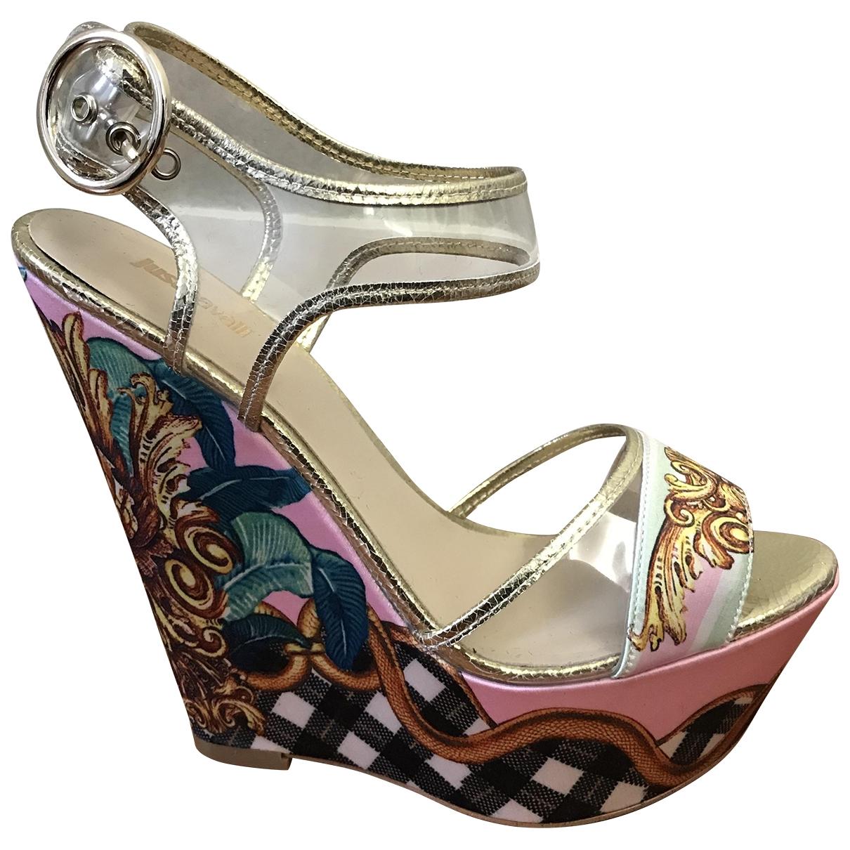 Just Cavalli - Sandales   pour femme - multicolore