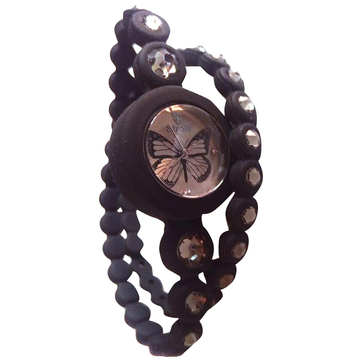 Stroili \N Uhr Schwarz
