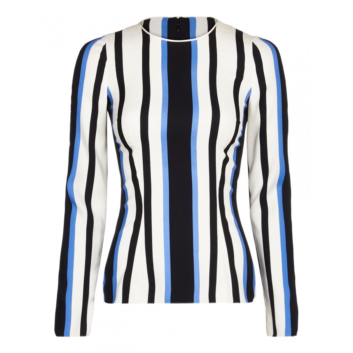 Dolce & Gabbana N Multicolour Silk  top for Women 8 UK