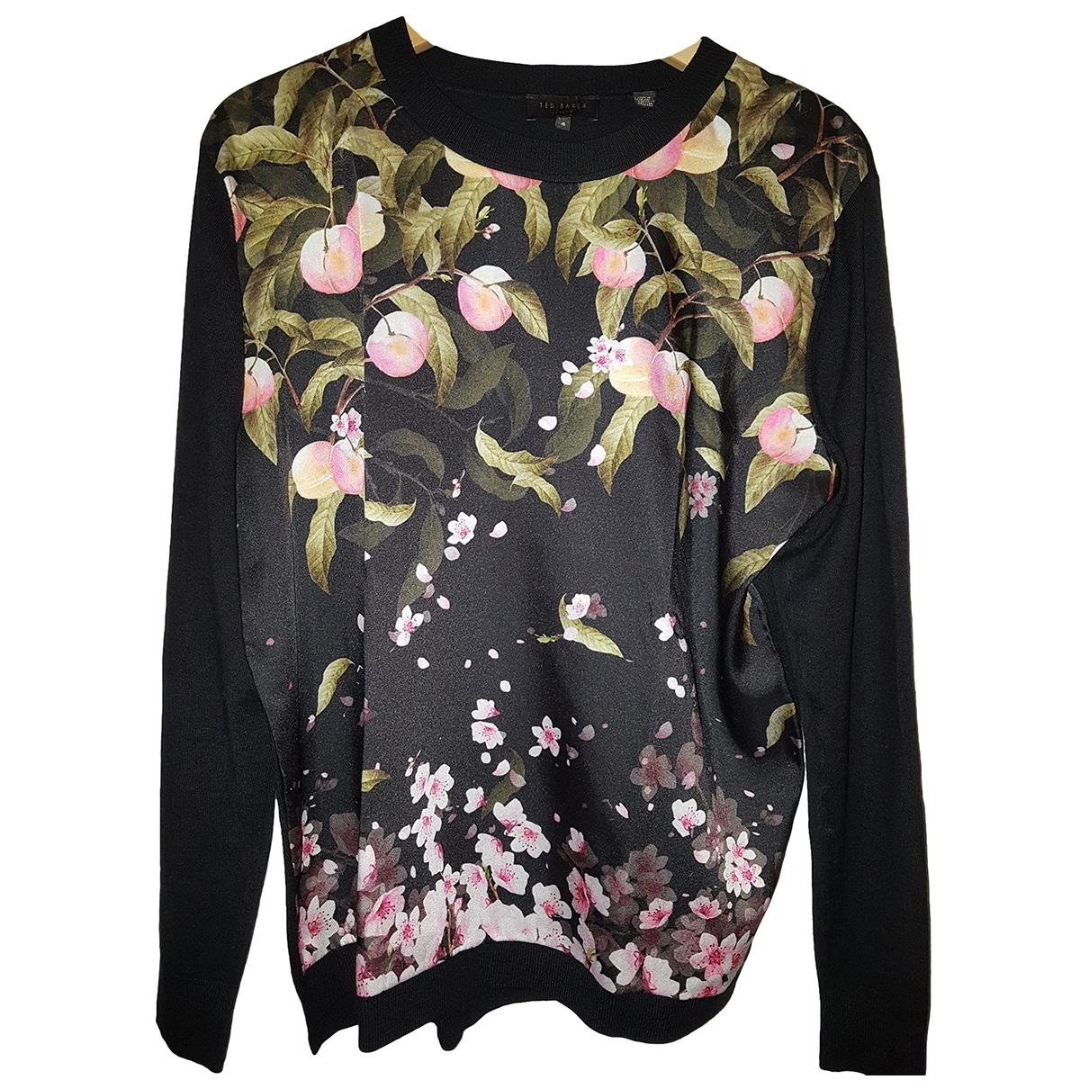 Ted Baker \N Black Knitwear for Women 42 FR
