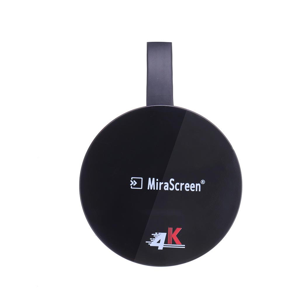 Mirascreen G7 Plus 2.4G 5G Wireless 4K 1080P HD H.265 Display Dongle TV Stick Support Miracast DLNA Air Play