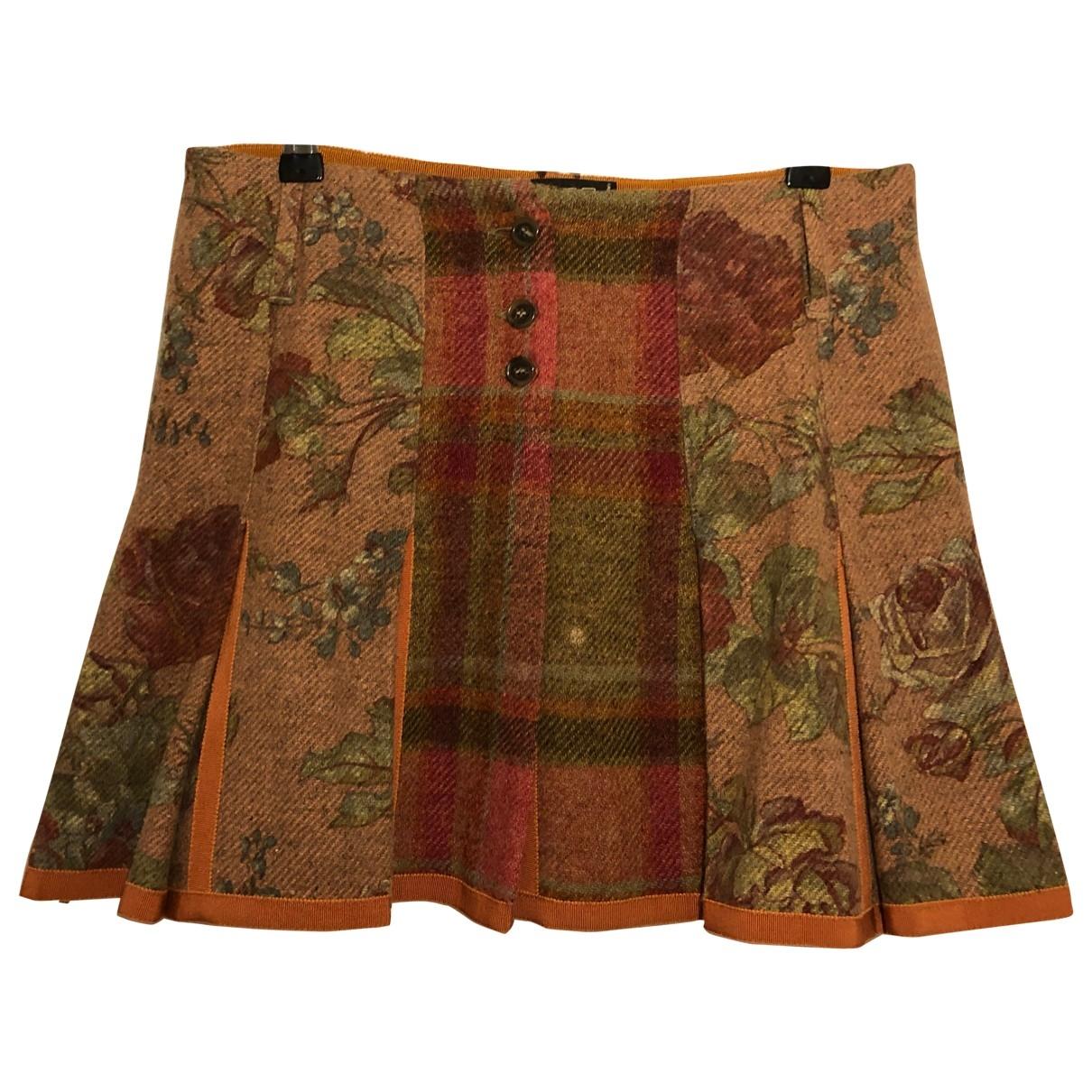 Mini falda de Lana Etro