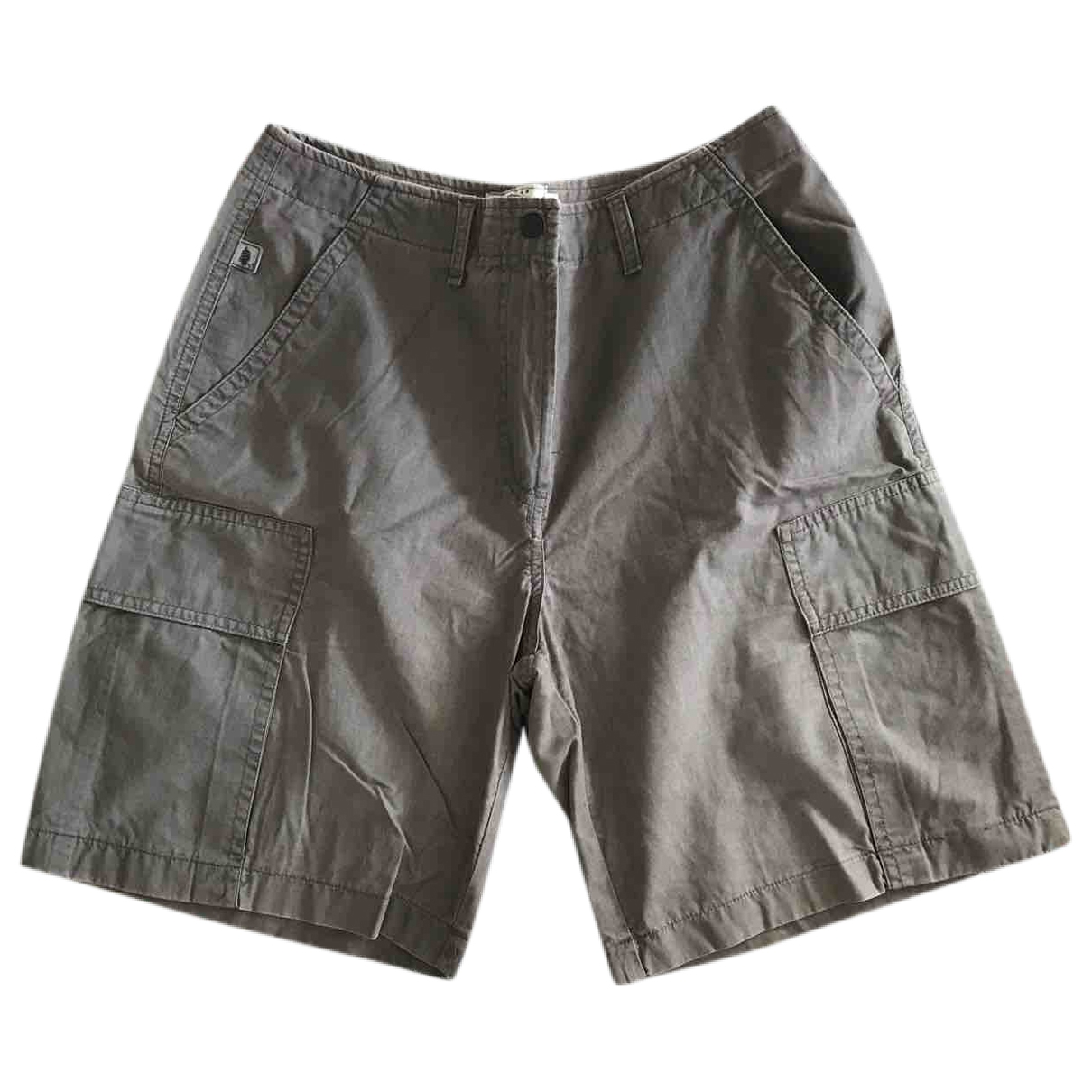 Marina Yachting \N Shorts in  Grau Baumwolle