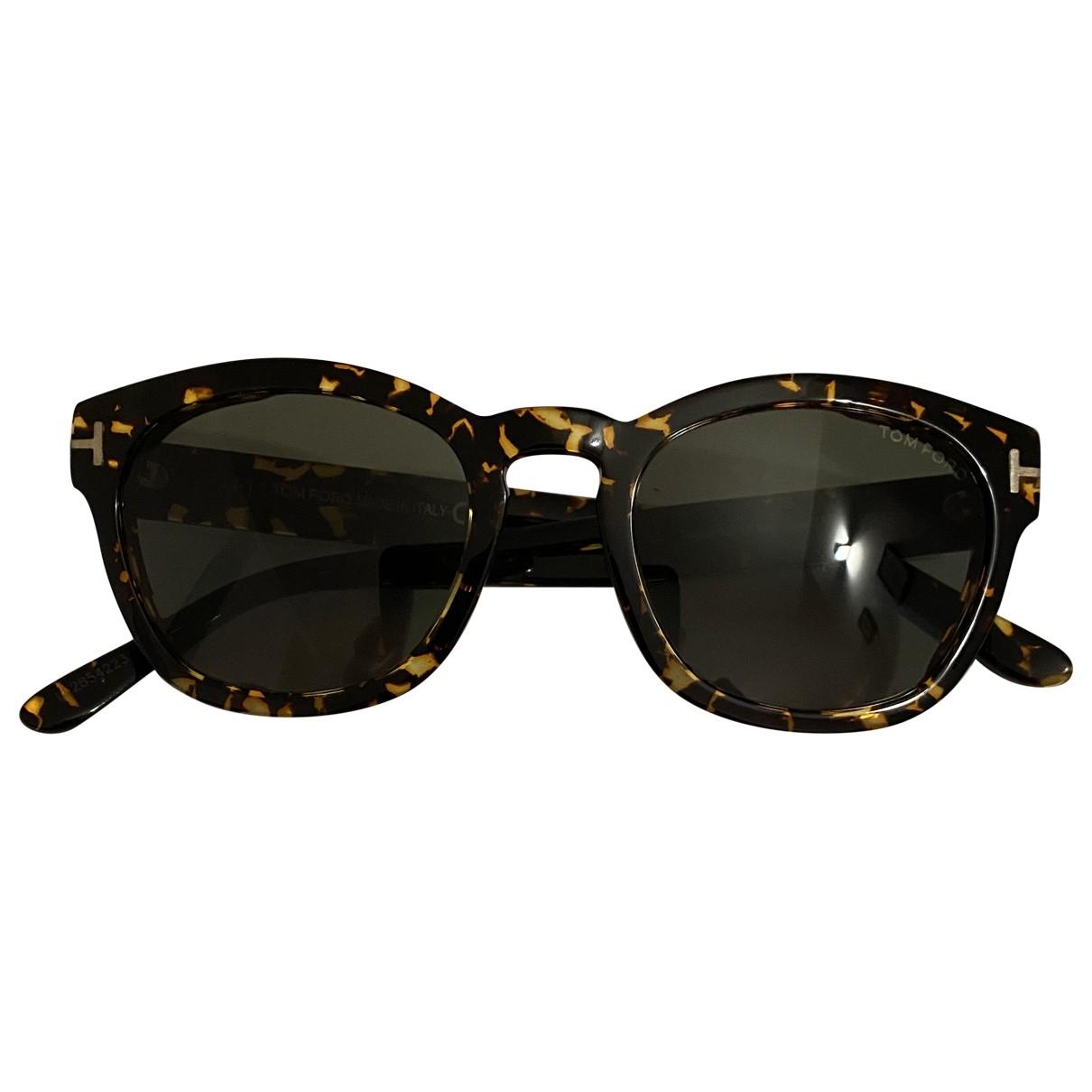 Tom Ford \N Brown Sunglasses for Men \N
