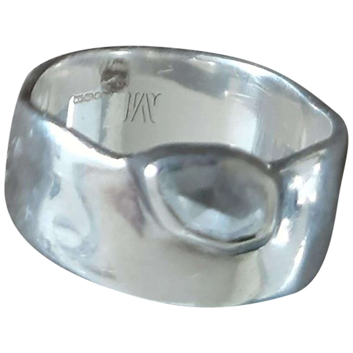 Monica Vinader \N Ring in  Silber Silber