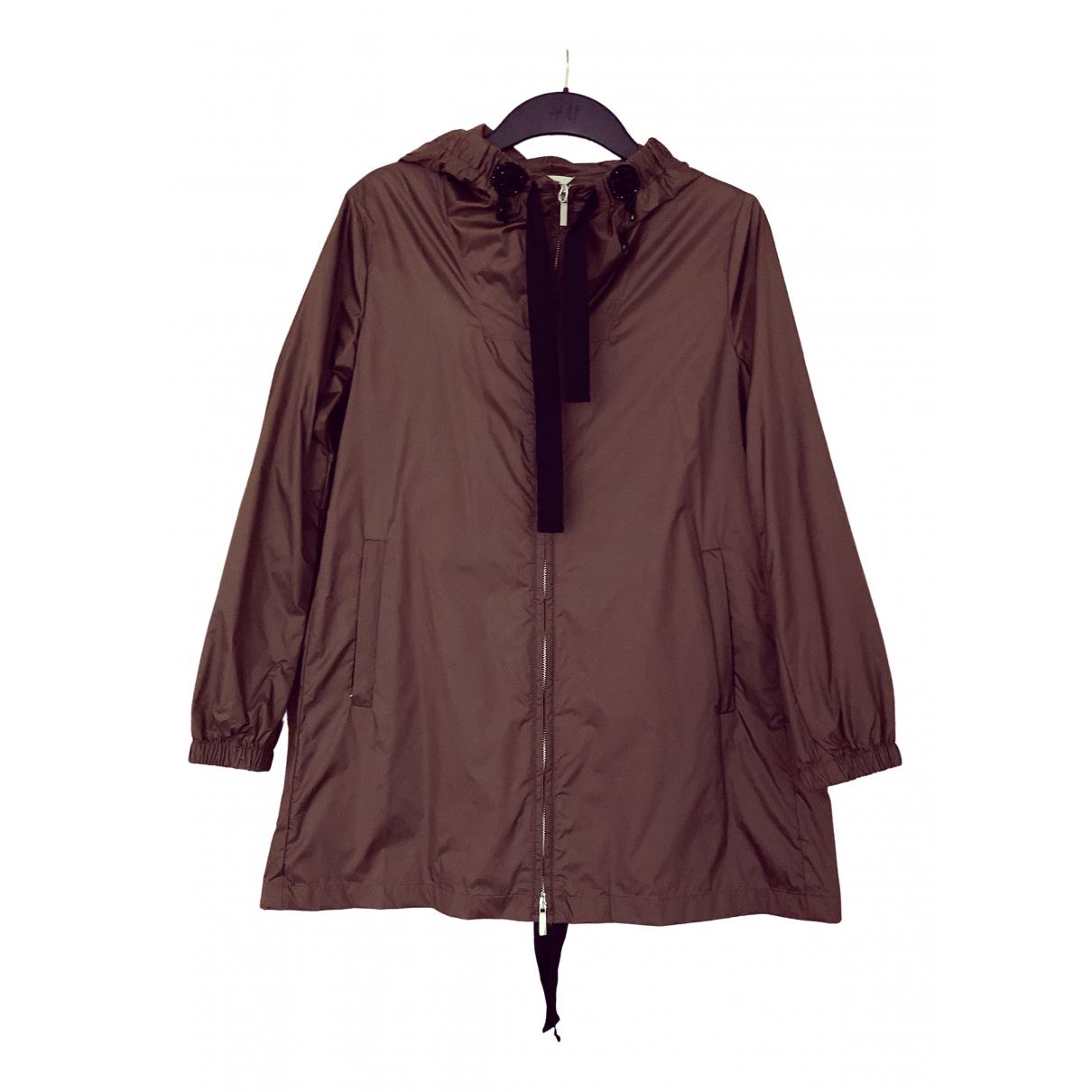 Max Mara - Manteau   pour femme - marron