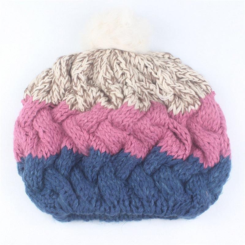 Ericdress Colours Plush Women Hat