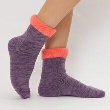 Warm Crew Socks