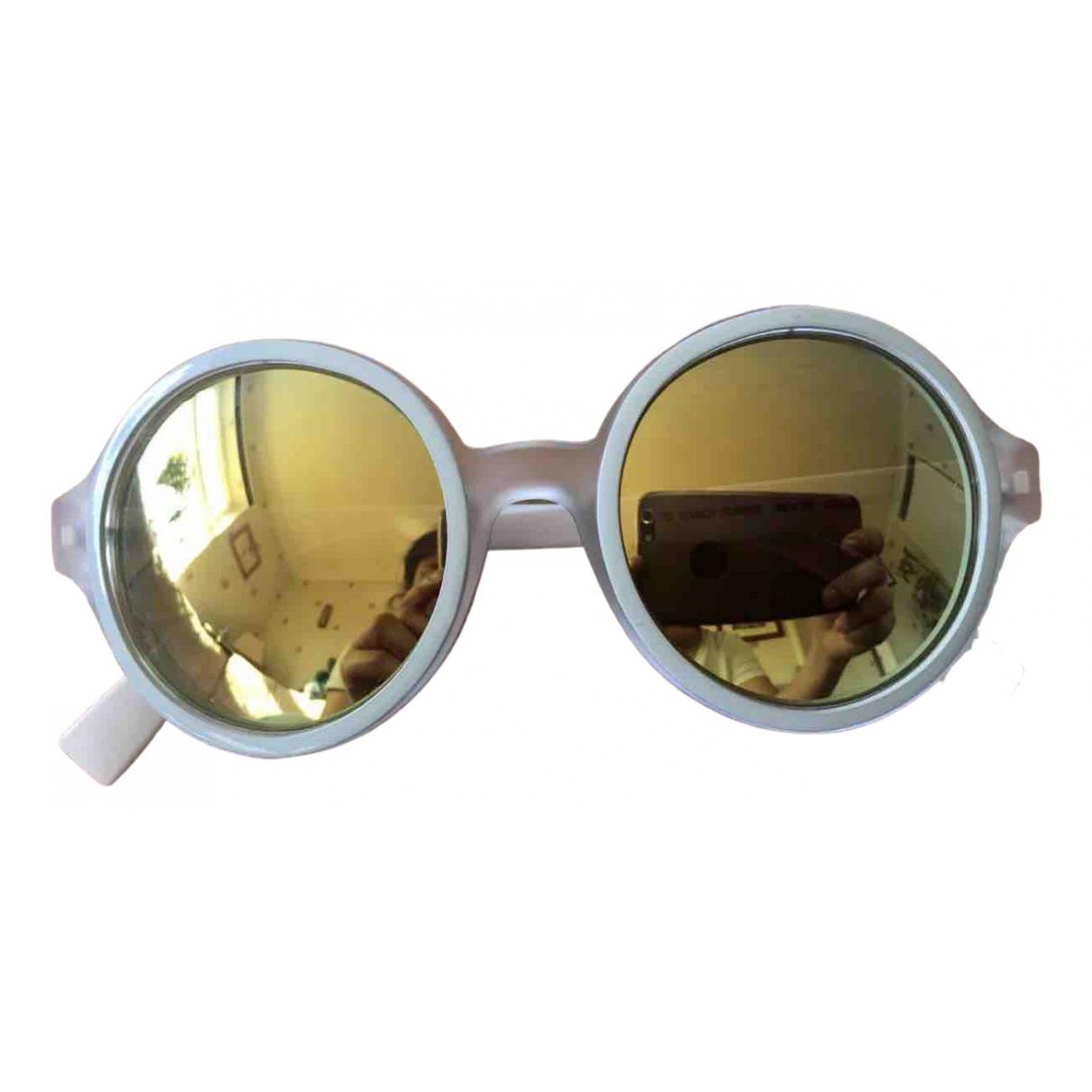 Furla \N Yellow Sunglasses for Women \N