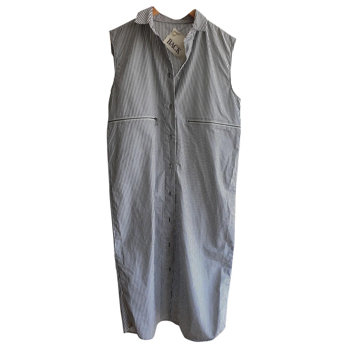 Ann-sofie Back \N Kleid in  Grau Baumwolle