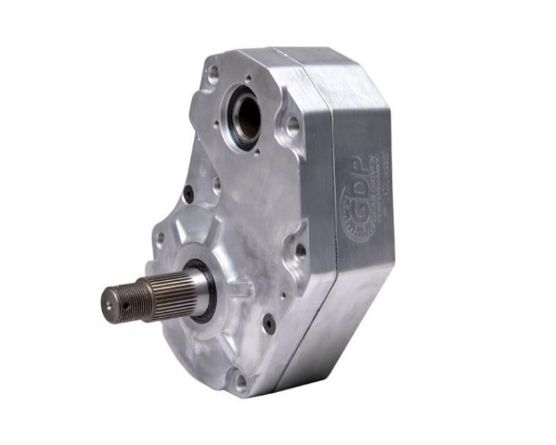 SuperATV PGH6-1-16-451-B 6 Inch Gen 3 Billet Portal Gear Lift 45% Reduction Polaris RZR XP 900 11-14