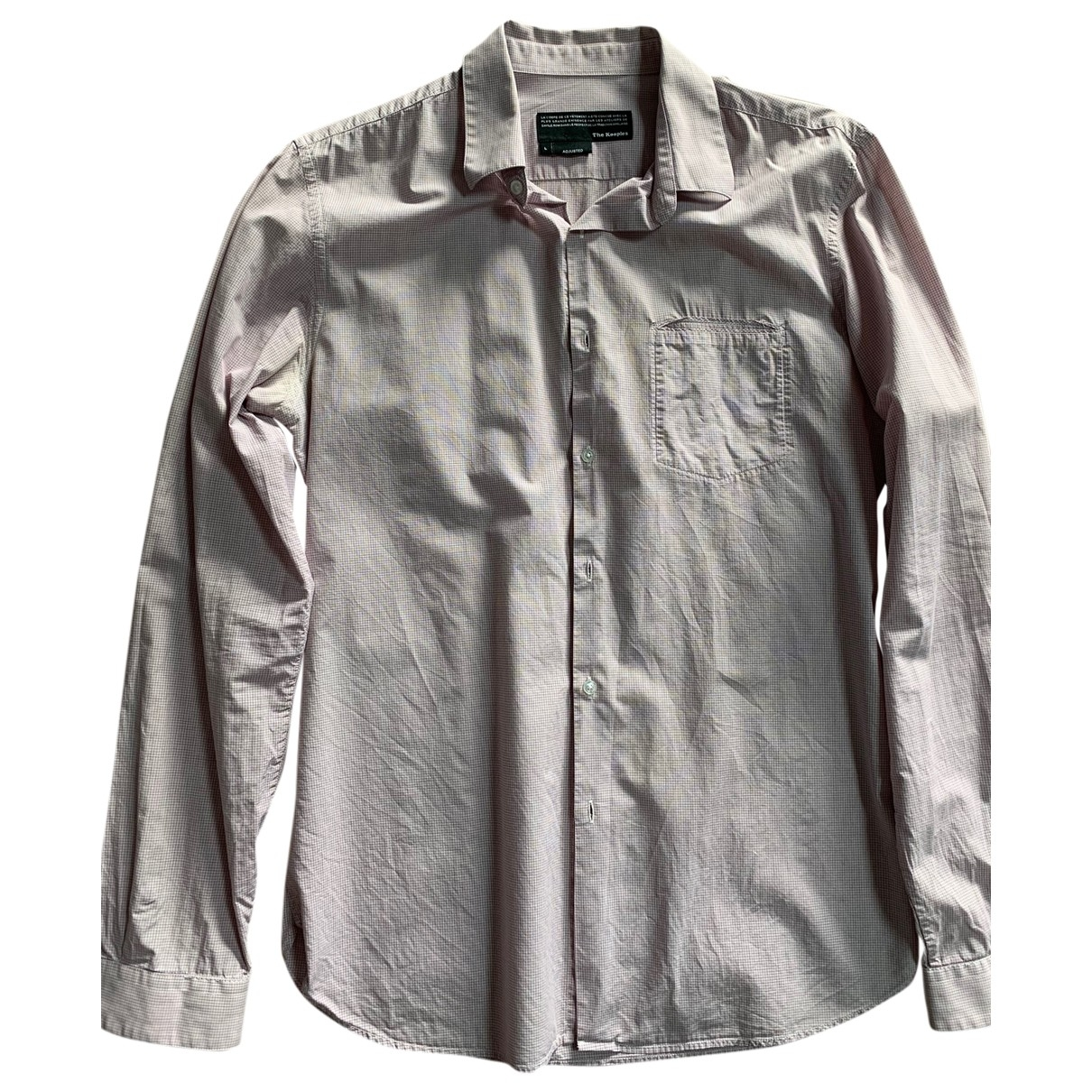 The Kooples \N Multicolour Cotton Shirts for Men L International