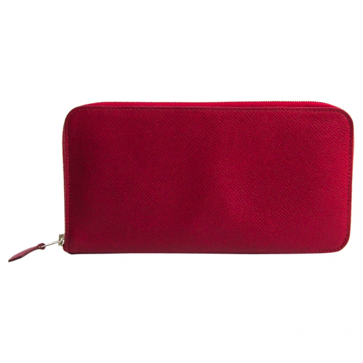 Hermès Azap Red Leather wallet for Women \N