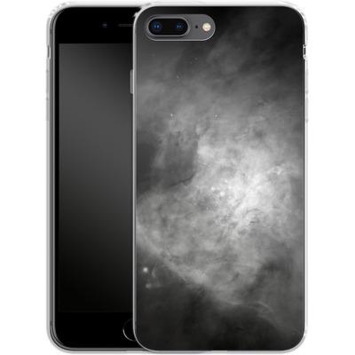 Apple iPhone 8 Plus Silikon Handyhuelle - Nebula von caseable Designs