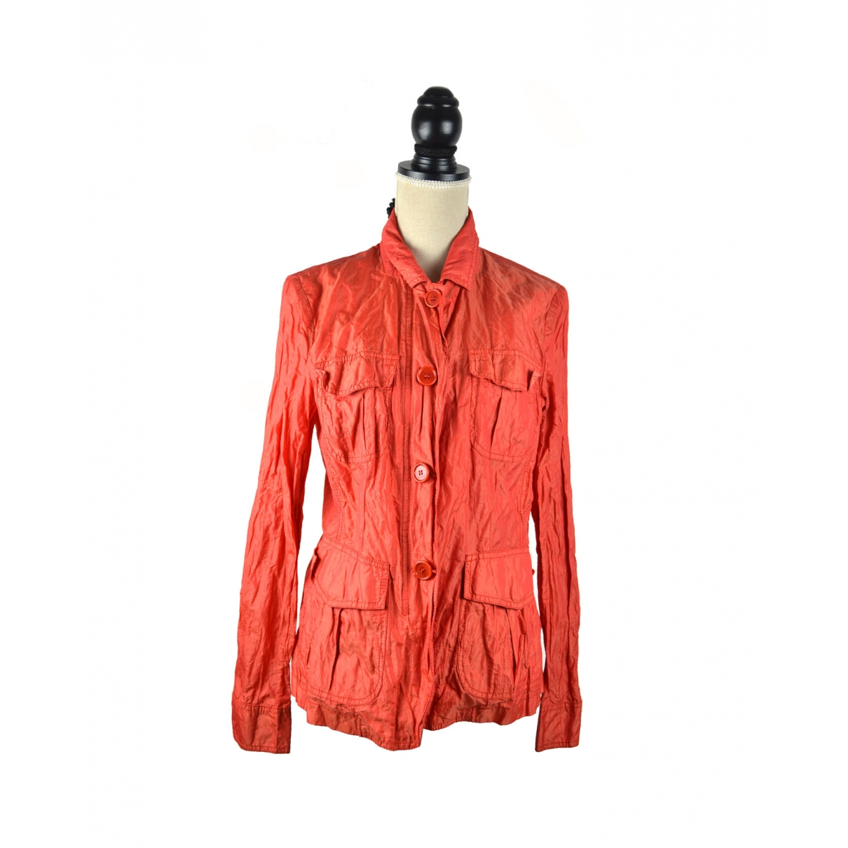 Etro \N Red jacket for Women 46 IT